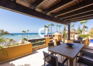 Apartment in First Line Beach in Granados del Mar