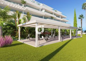Ground floor in Estepona Golf