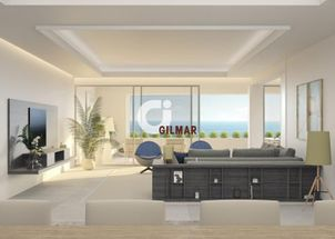 Luxury apartment in Estepona Port