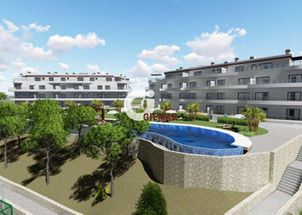 Brand new Mijas Costa development with sea views